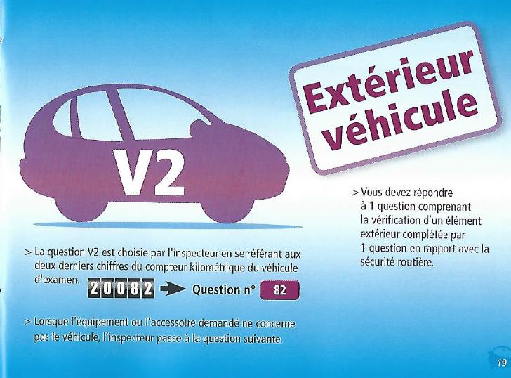 V rifications ext rieures auto ecole bab anglet for Reglement interieur auto ecole